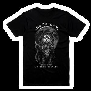 Gothicat t-shirt