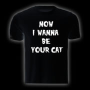 tsh 43 - wanna be you cat