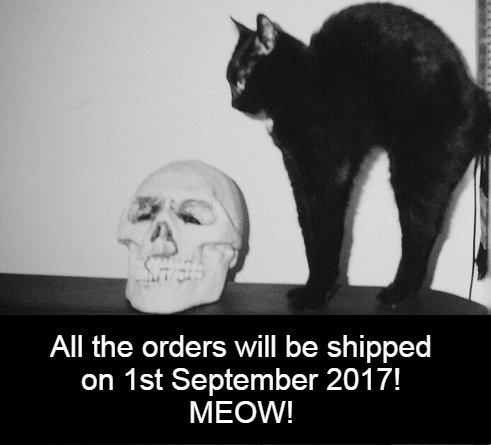 warning shipping 1st september 2018