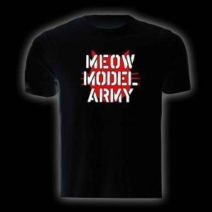 tsh - meow model army