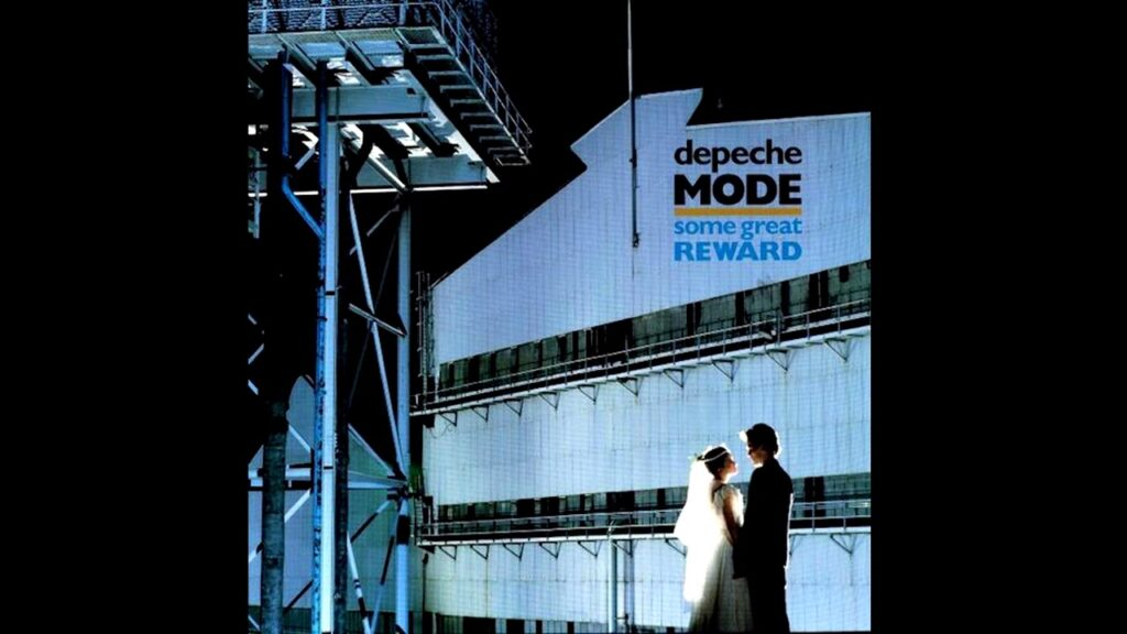 Depeche Mode Some Great Reward album cover