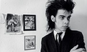 Nick Cave happy birthday