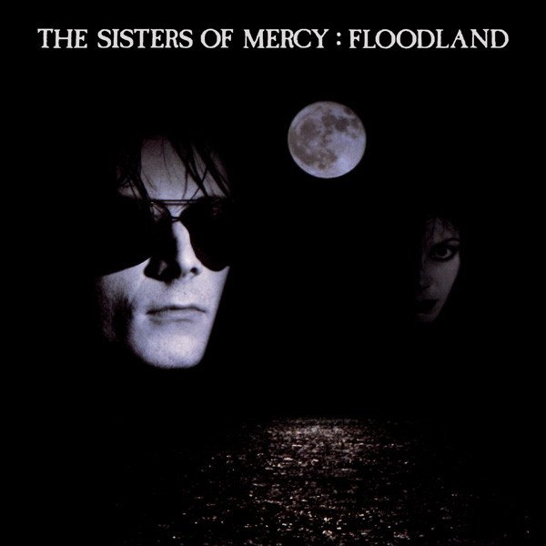 The Sisters of Mercy Floodland cover art