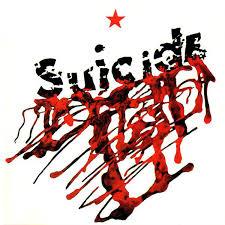 Suicide cover art