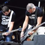 Peter Hook and son