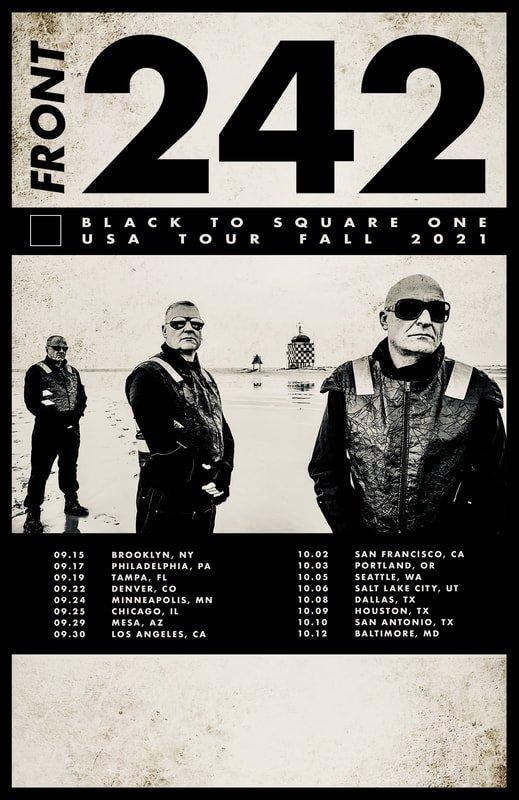Front 242 us tour